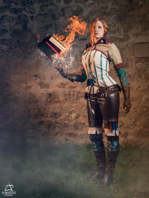 Fire - Triss