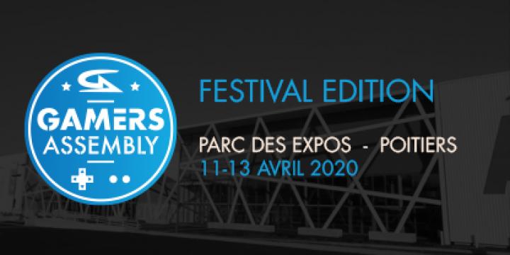 Image de présentation de Gamers Assembly Festival Edition 2020