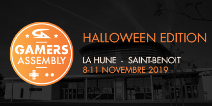 Image de présentation de Gamers Assembly Halloween Edition 2019