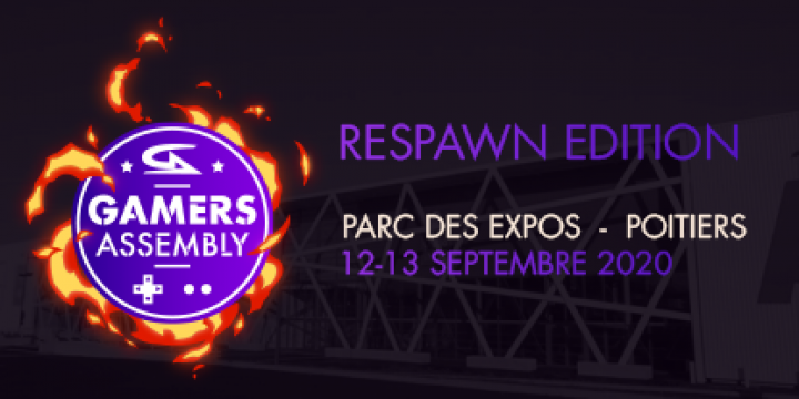 Image de présentation de Gamers Assembly Respawn Edition