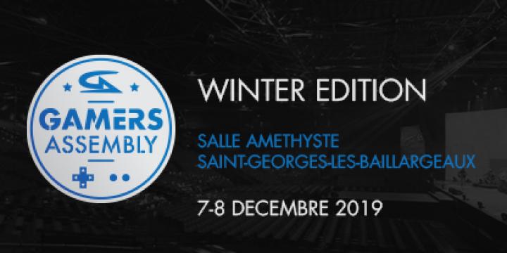 Image de présentation de Gamers Assembly Winter Edition 2019