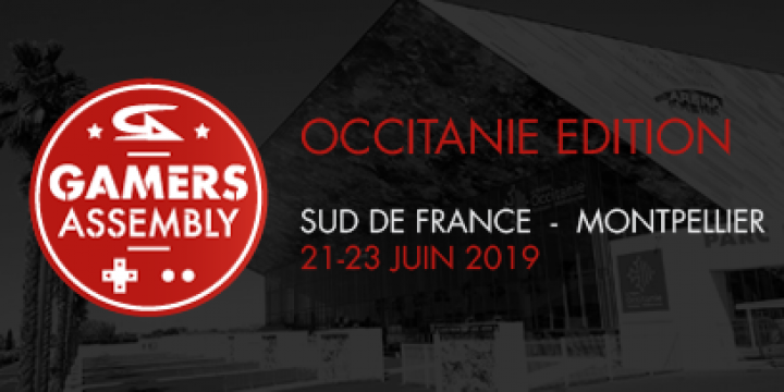 Image de présentation de Gamers Assembly Occitanie Edition 2019