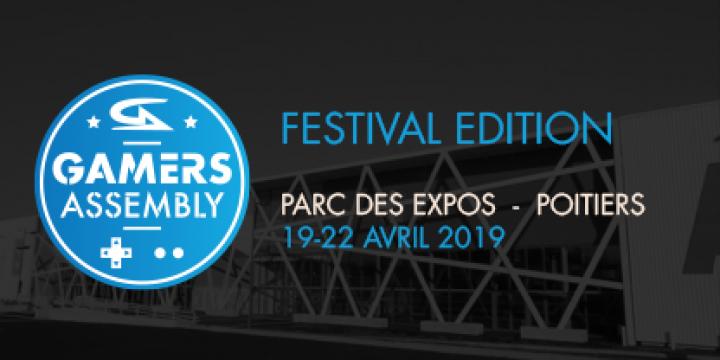 Image de présentation de Gamers Assembly Festival Edition 2019