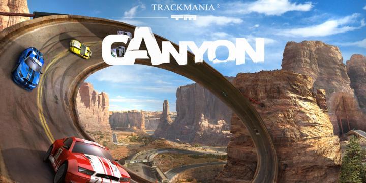 Image du tournoi TrackMania² Canyon