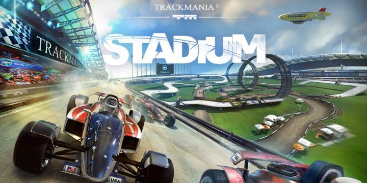 Image du tournoi TrackMania² Stadium Tech