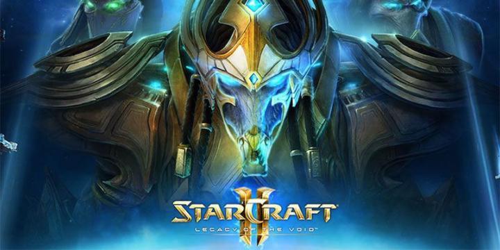 Image du tournoi Starcraft II