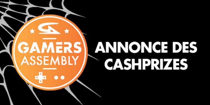Image d'illustration de la news Découvrez les cashprizes de la GA:HE 2018