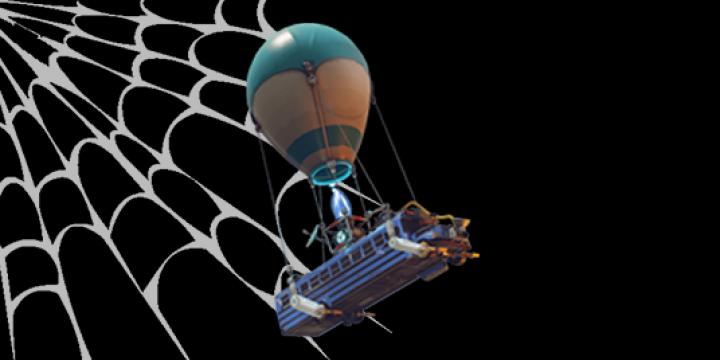 Image d'illustration de la news Un bus volant apparaît !