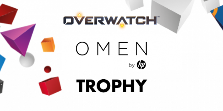 Image d'illustration de la news Participez au Overwatch OMEN by HP Trophy
