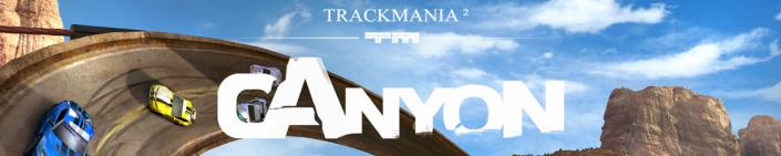 Image du tournoi TrackMania² Stadium Canyon