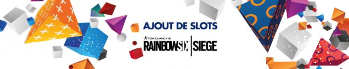 Image d'illustration de la news Dernier ajustement pour Rainbow 6 Siège PC