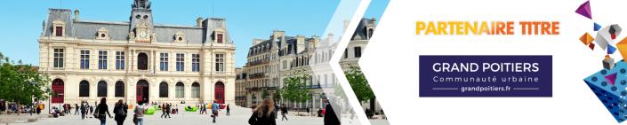 Image d'illustration de la news Grand Poitiers, partenaire titre de la GA2019
