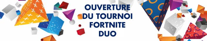 Image d'illustration de la news Fortnite, premier tournoi confirmé