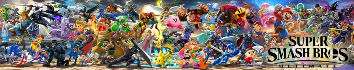 Image du tournoi Super Smash Bros