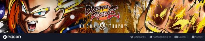 Image du tournoi NACON Dragon Ball FighterZ Trophy