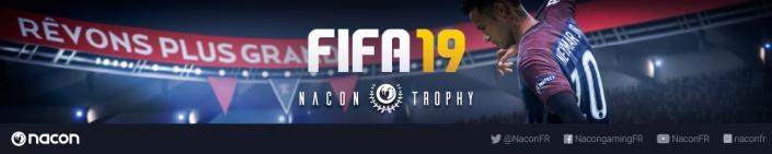 Image du tournoi NACON FIFA 19 Trophy