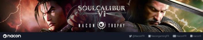 Image du tournoi NACON SoulCalibur VI Trophy