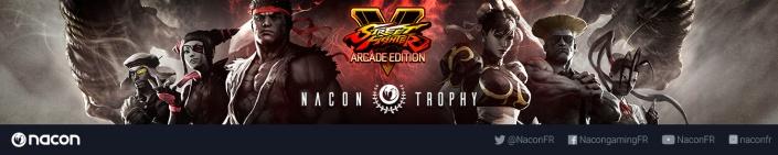 Image du tournoi NACON Street Fighter V Trophy