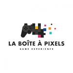 Logo de l'activité La Boîte à Pixels (zone de retrogaming)
