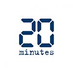 Logo du partenaire 20minutes