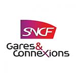 Logo du partenaire SNCF - Gares & Connexions