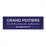 Logo du partenaire Grand Poitiers